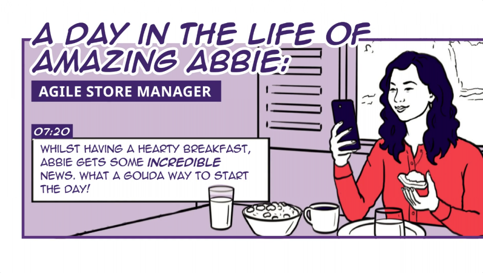 Agile Store Manager